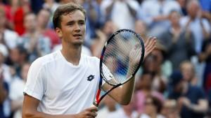 Russe sorgt für Eklat in Wimbledon