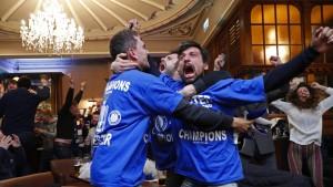 Leicester ist Sensations-Meister