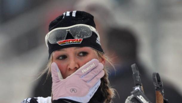 Skilangläufer enttäuschen in Oberhof