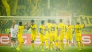 Dortmund gelingt furiose Aufholjagd