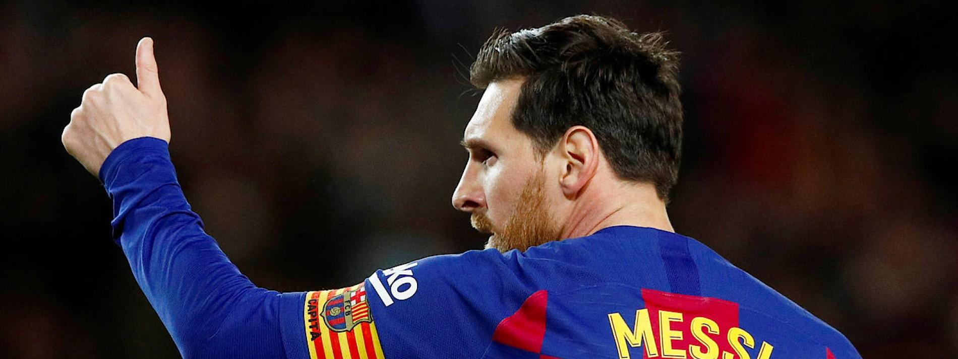 """Ein Tipp von Messi für den """"merkwürdigen"""" Neustart"""