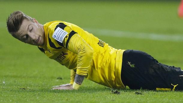 Reus ist schon wieder verletzt