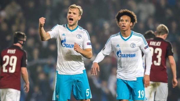 Schalker Sparkurs in der Europa League