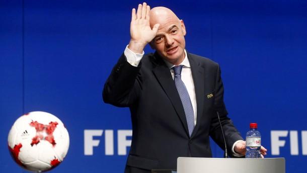 Gigantismus nach Fifa-Art