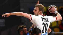 Deutscher Start in Handball-WM ohne Mühe
