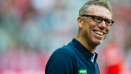 Stöger behält seine Brille – und holt einen Titel