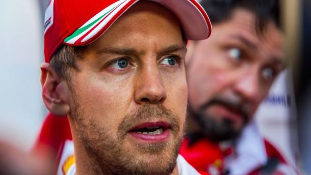 Die letzte Chance des Sebastian Vettel