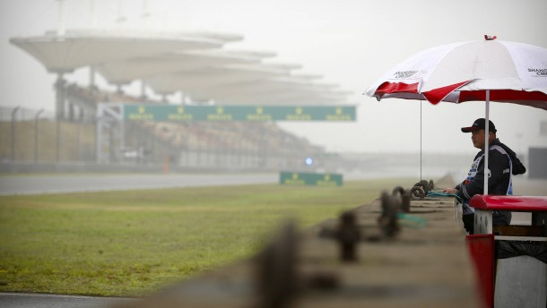 Formel-1-Rennen soll doch Sonntag stattfinden