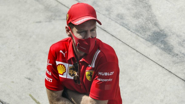 Vettel startet ab 2021 für Aston Martin