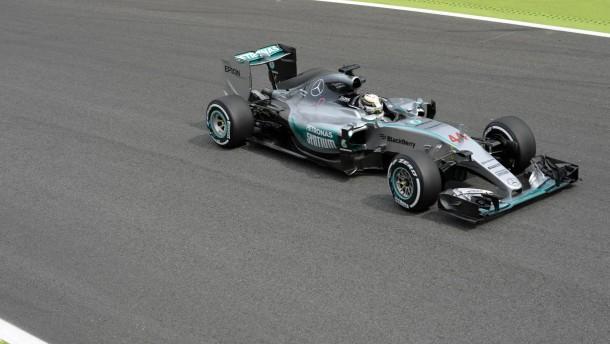Die gefährliche Liebe der Formel 1
