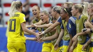 Schweden holt Bronze gegen England