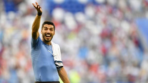 Die letzte Chance für Cavani und Suárez