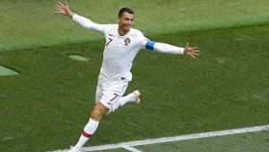 Portugals einziges Konzept heißt Ronaldo