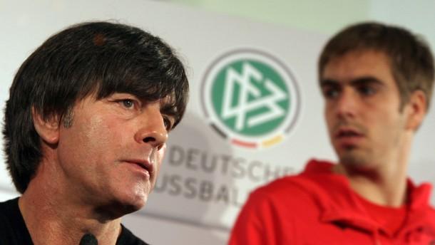 Redefreiheit für die deutschen Spieler