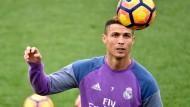 Cristiano Ronaldo verdient 600.000 Euro am Tag
