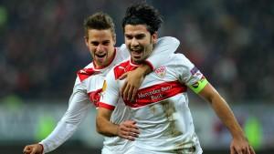 VfB entdeckt Lust am Fußball wieder