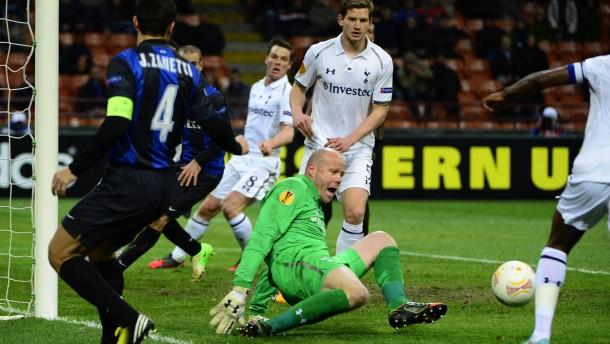 Inter reicht kein 4:1
