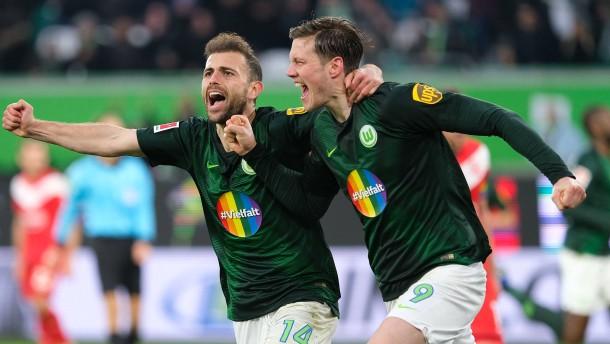 Wolfsburg versüßt Labbadia den Abschied