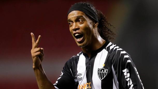 Ronaldinho in Brasilien