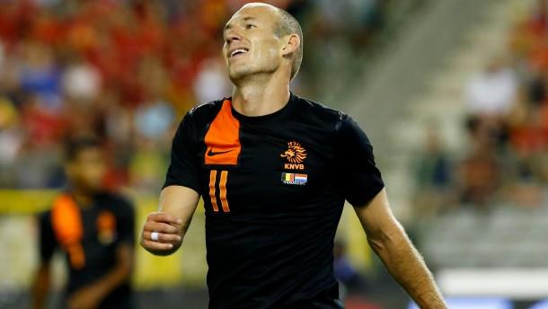 Niederlande verliert Prestigeduell