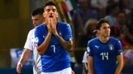Italien trauert, Spanien hofft