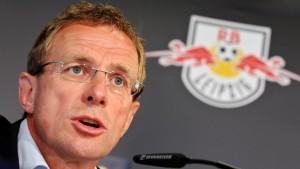 """Das Fernziel in Leipzig lautet Bundesliga"""