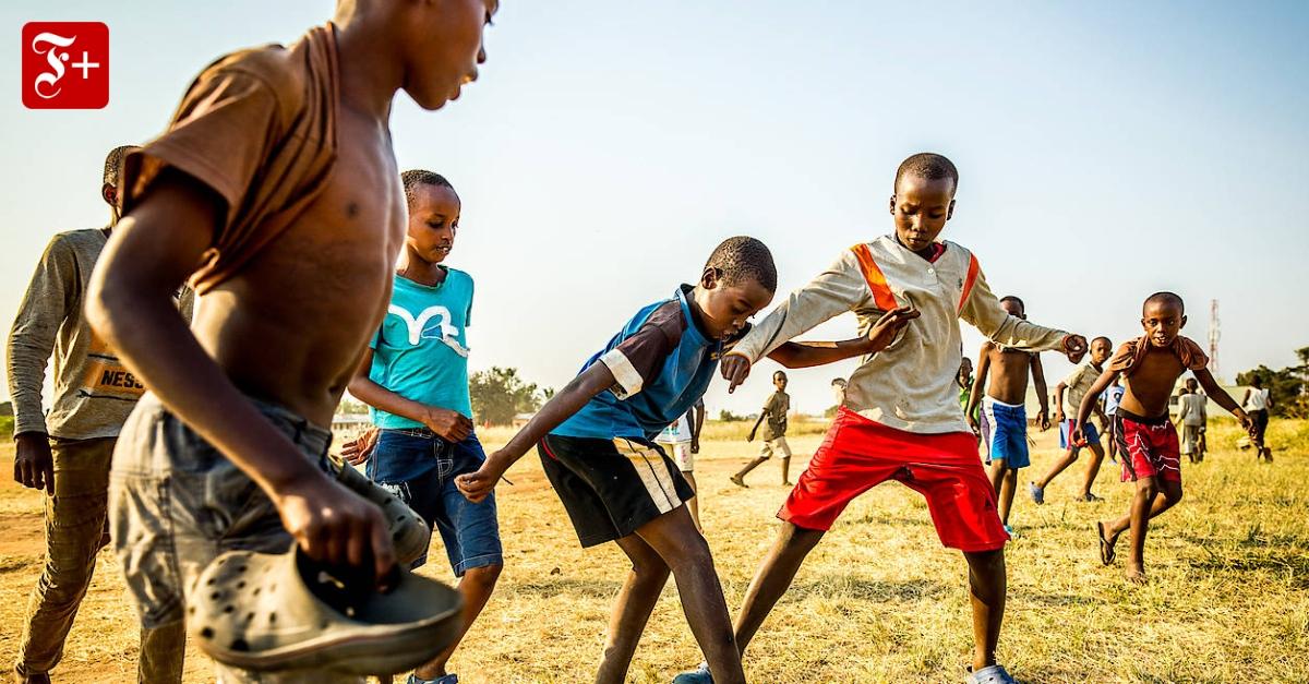 Kehrer sammelt für Burundi: Fußball, Fufu und Kartoffelsalat