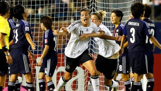Deutsche Juniorinnen stehen im WM-Finale