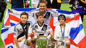 Thank you Beckham
