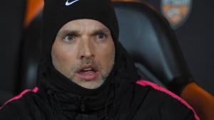 Tuchel und PSG verspielen erste Titelchance