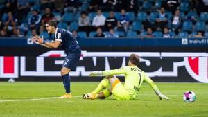 VfL Bochum verspielt Zwei-Tore-Führung in 100 Sekunden