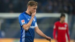 Schalkes Höwedes: Bedrohliche Situation