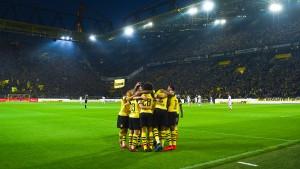 Dortmund atmet tief durch