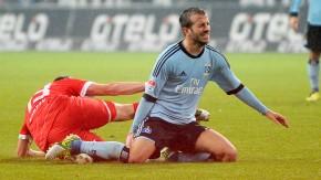 Bild Fortuna Düsseldorf - Hamburger SV