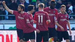 Hannover beim Heldt-Debüt erfolgreich