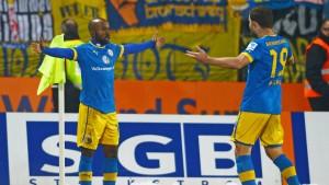 Auf dem Weg in die Bundesliga