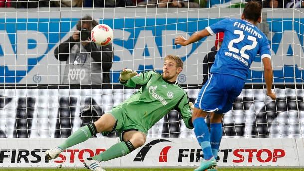 Wiese rettet Hoffenheim