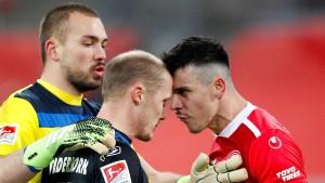 Fortuna Düsseldorf weiter im Aufstiegskampf