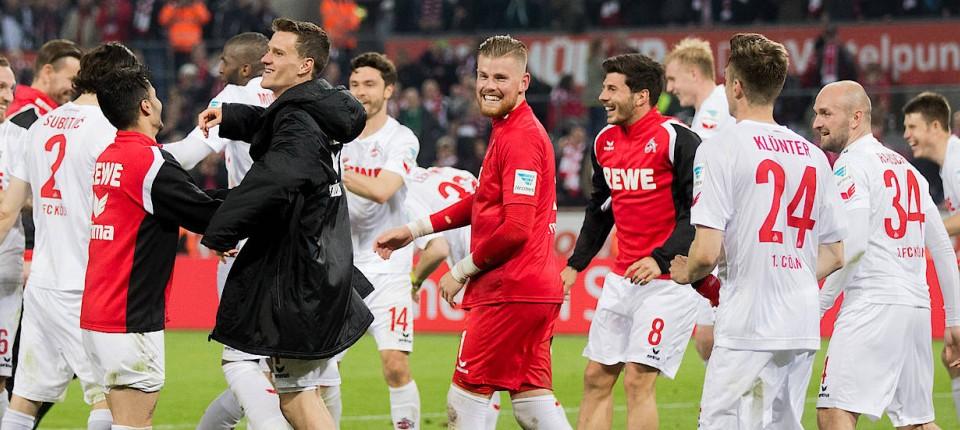 1 Fc Köln Ekstase Bei Europa League Qualifikation