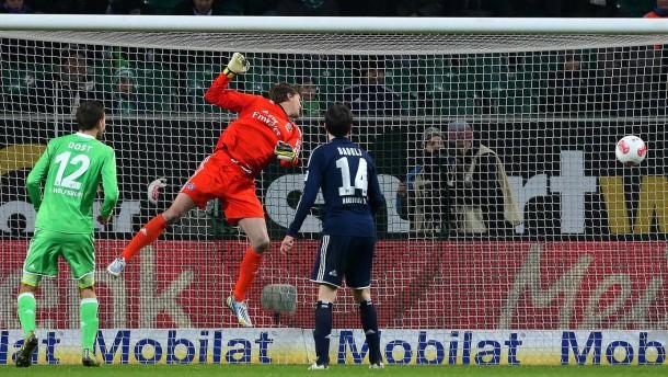 Wolfsburg verpasst seine Chance