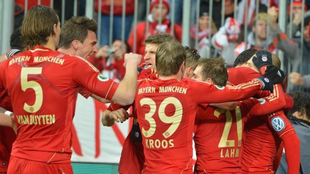 Aufmacher-Bild FC Bayern München