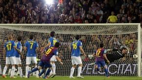 Bild 1 Messi Tor