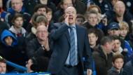 Anfeindungen der eigenen Fans ausgesetzt: Chelseas neuer Trainer Rafael Benitez