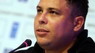 Schwergewichtiger Torjäger: Ronaldo hat nach seinem Karriereende deutlich an Fitness eingebüßt
