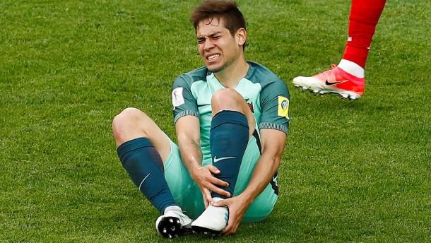 Dortmund muss doch lange auf Guerreiro verzichten