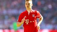 Kimmich will beim FC Bayern bleiben