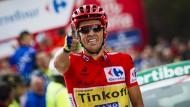 Contador peilt dritten Vuelta-Sieg an