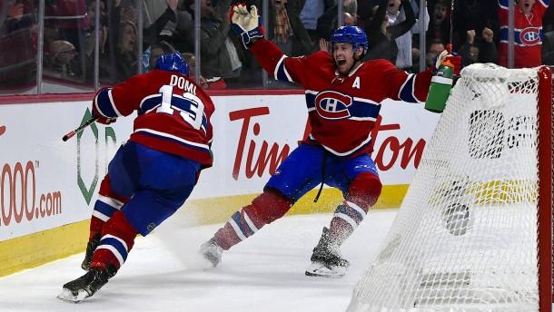 Montreal schießt zwei Tore in zwei Sekunden