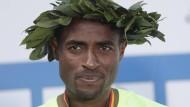 Kenenisa Bekele: Der 34 Jahre alte Äthiopier ist dreimaliger Olympiasieger