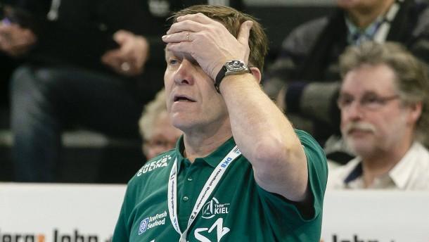 Kiel verliert daheim – und verspielt wohl Meisterschaft